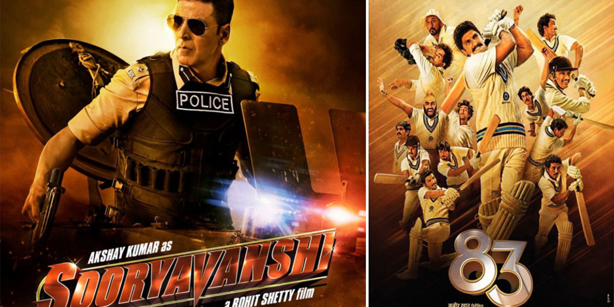 Suryavanshi and 83 the film