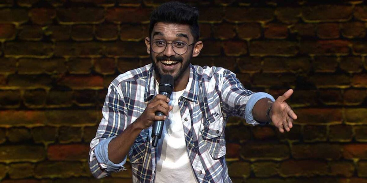 Bombay Film Production ABHISHEK KUMAR EMERGES AS THE WINNER OF AMAZON ORIGINAL SERIES COMICSTAAN SEMMA COMEDY PA