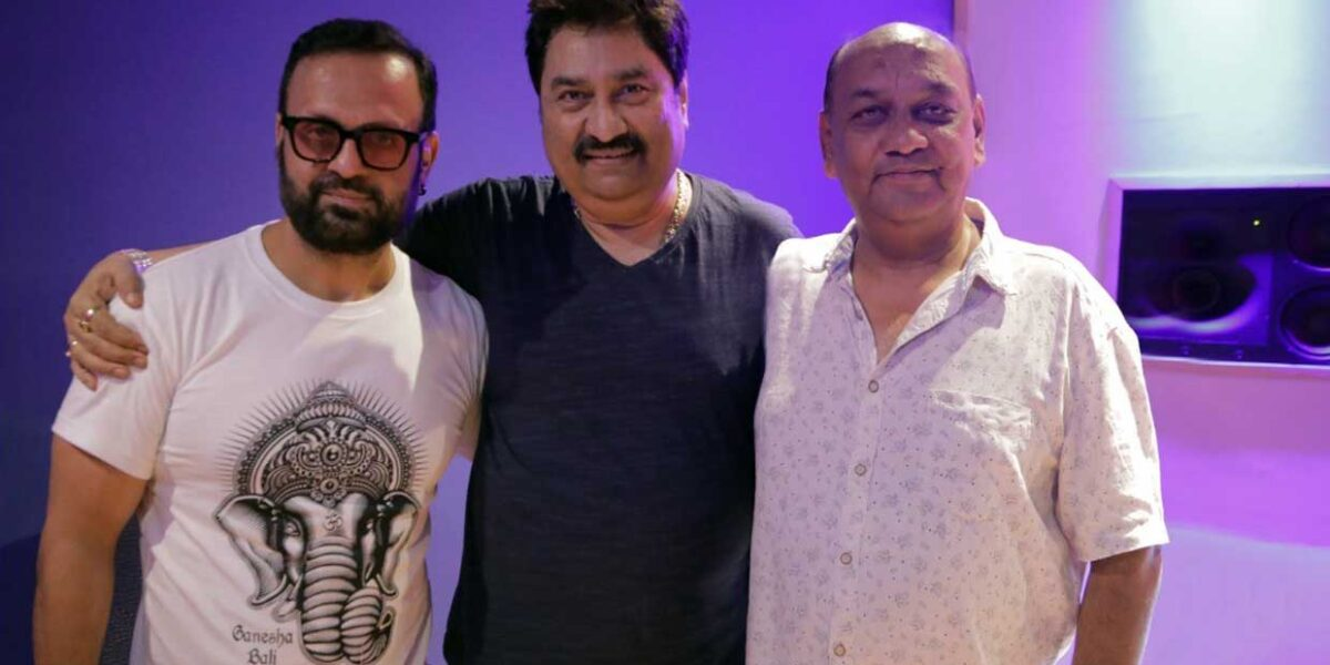Bombay Film Production AJAY JAISWAL OF APEKSHA MUSIC RELIVES THE 80 Kumar Sanu