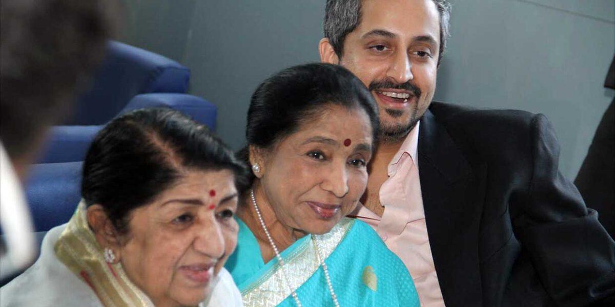 Bombay Film Production Baiju Mangeshkar Familial Tribute With Malhaar Baithak Bharat Ratna Lata Mangeshkar Asha Bhosle