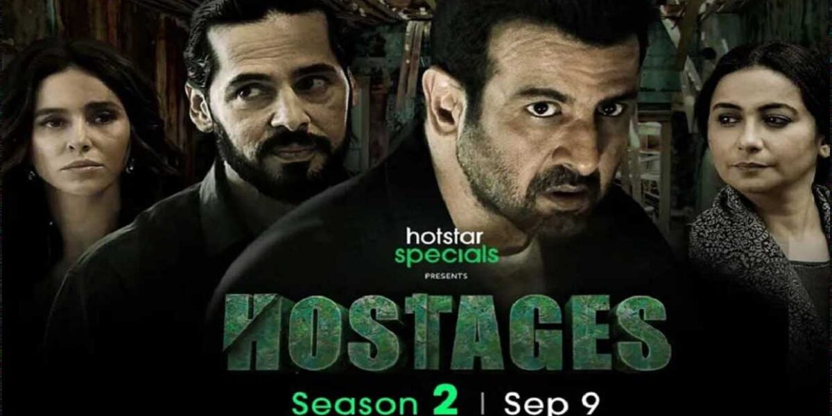 Bombay Film Production JOHN ABRAHAM PRAISES HOSTAGES 2