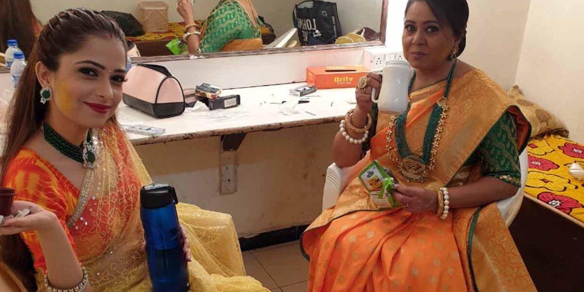 Bombay Film Production Neelu Vaghela aka Pratibha Devi of Aye Mere Humsafar