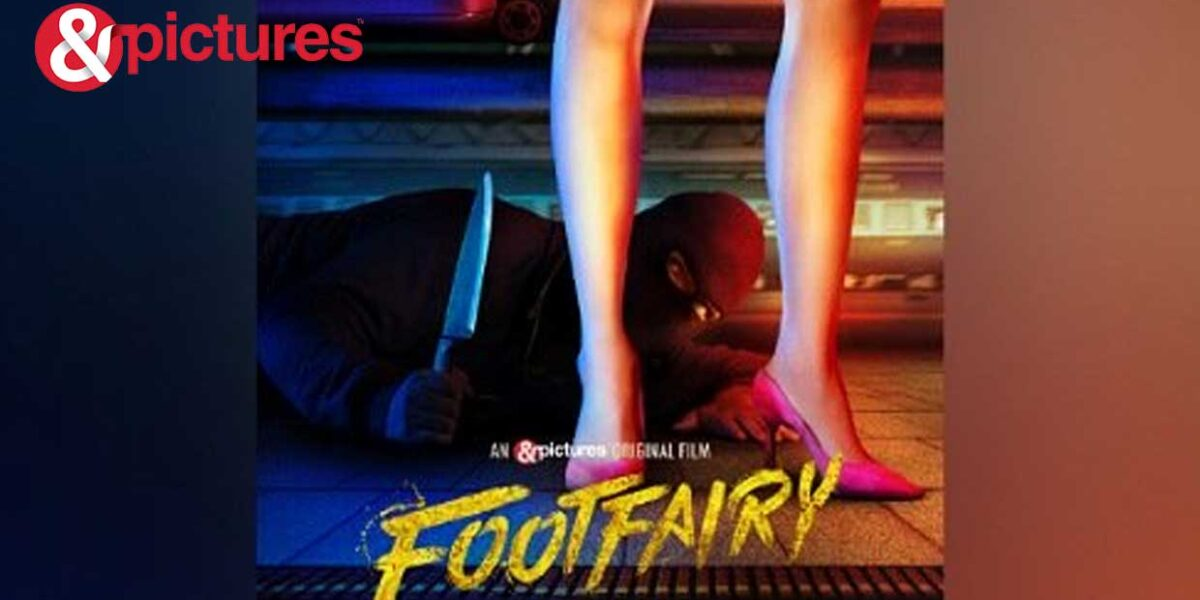 Bombay Film Production & pictures launches its TV first initiative with a spine-chilling crime thriller Footfairy