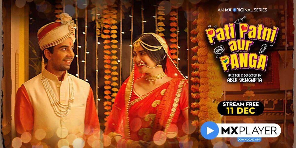 Bombay Film Production This 'Pati Patni Aur Panga' Advocates You to Be Yourself
