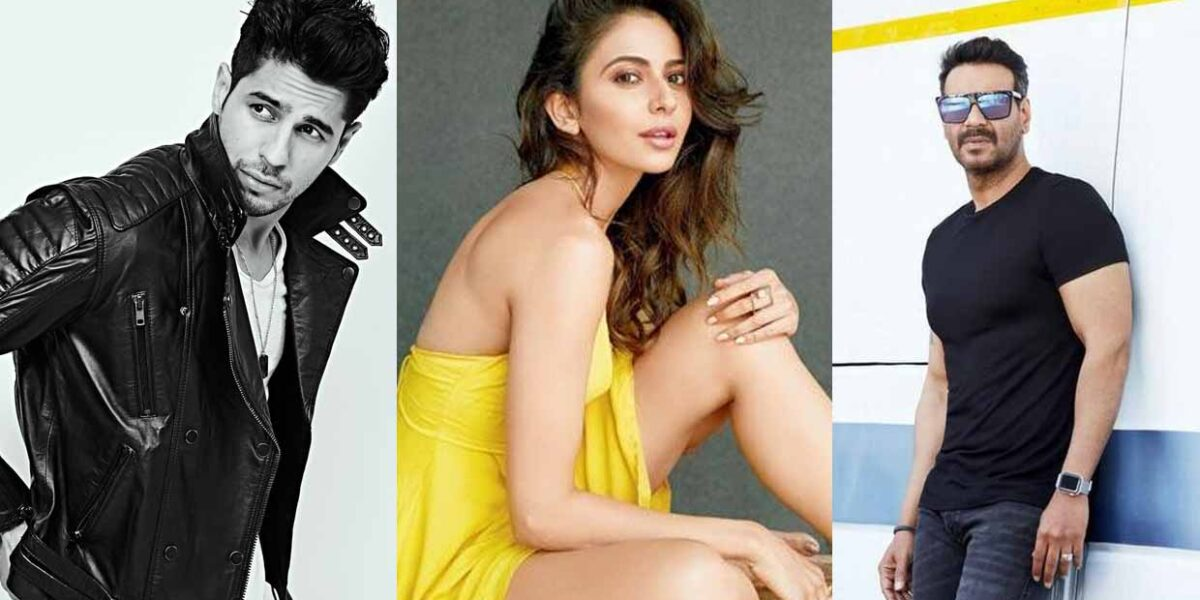 Bombay Film Production Ajay Devgn, Sidharth Malhotra and Rakul Preet Singh team up together for their next Thank God