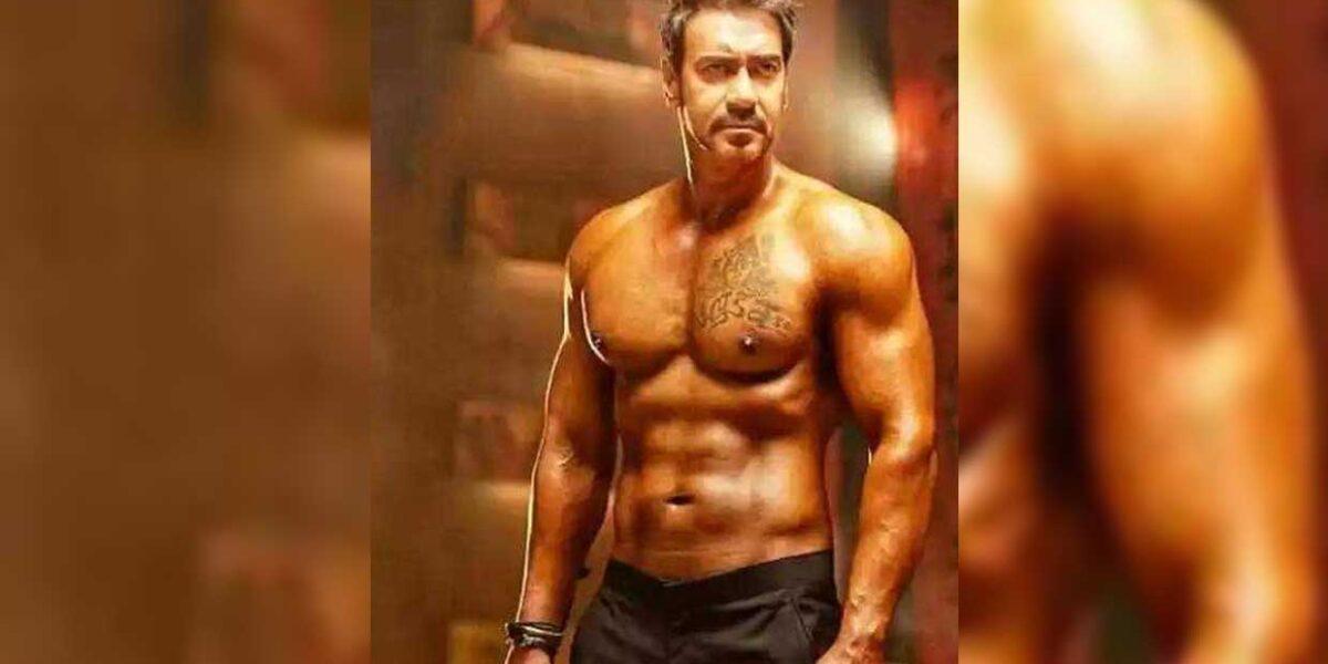 Bombay Film Production Ajay Devgn go bald for next the film