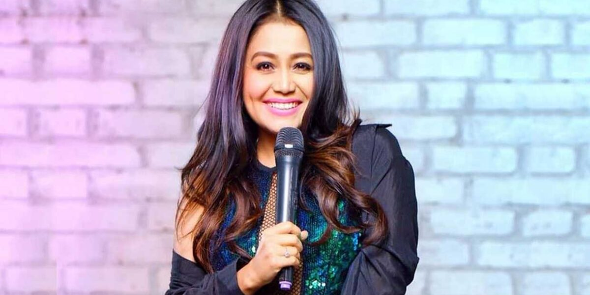 Bombay Film Production Neha Kakkar When I was struggling and growing up, I had no professional help