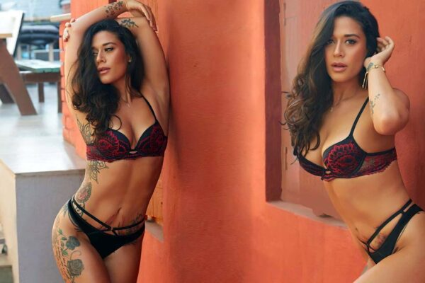 Bombay Film Production Krishna Shroff raise the temperature high on Instagram with her sizzling pictures