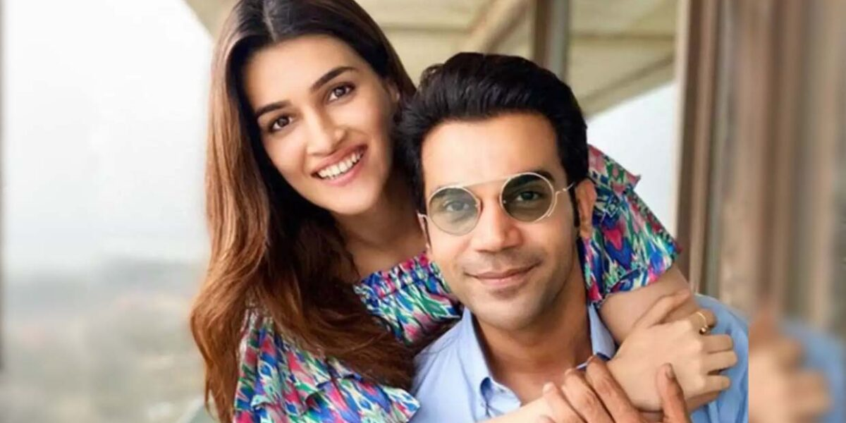Bombay Film Production Rajkummar Rao and Kriti Sanon reunite for Dinesh Vijan comedy film