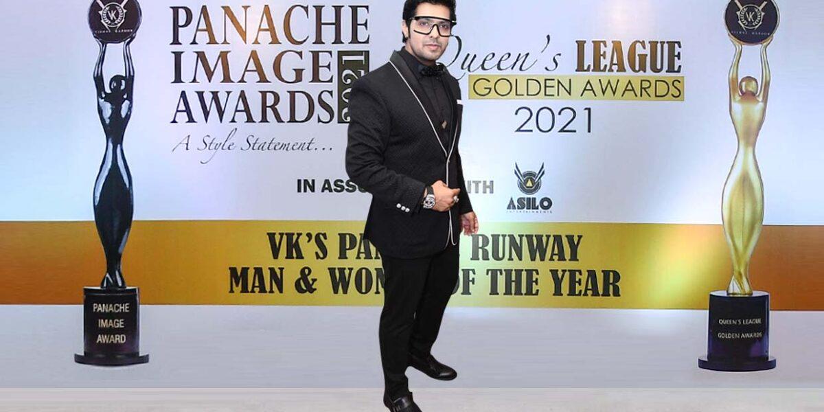Bombay Film Production Vishal Kapoor VK Panache Image Award- Panache Runway