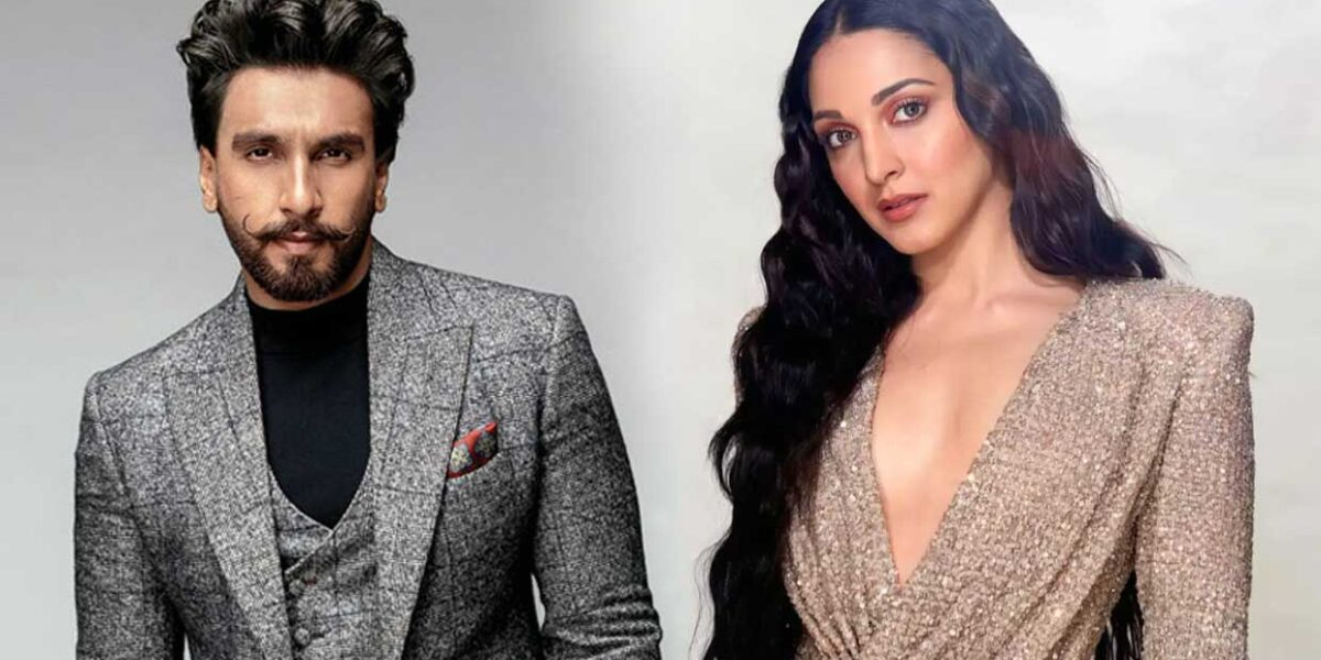 Bombay Film Production Kiara Advani and Ranveer Singh team up for Shankars Hindi remake of Anniyan