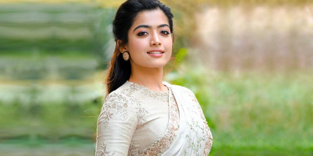 Bombay Film Production Rashmika Mandanna is truly greatful and excited to share the frame with the Amitabh Bachchan